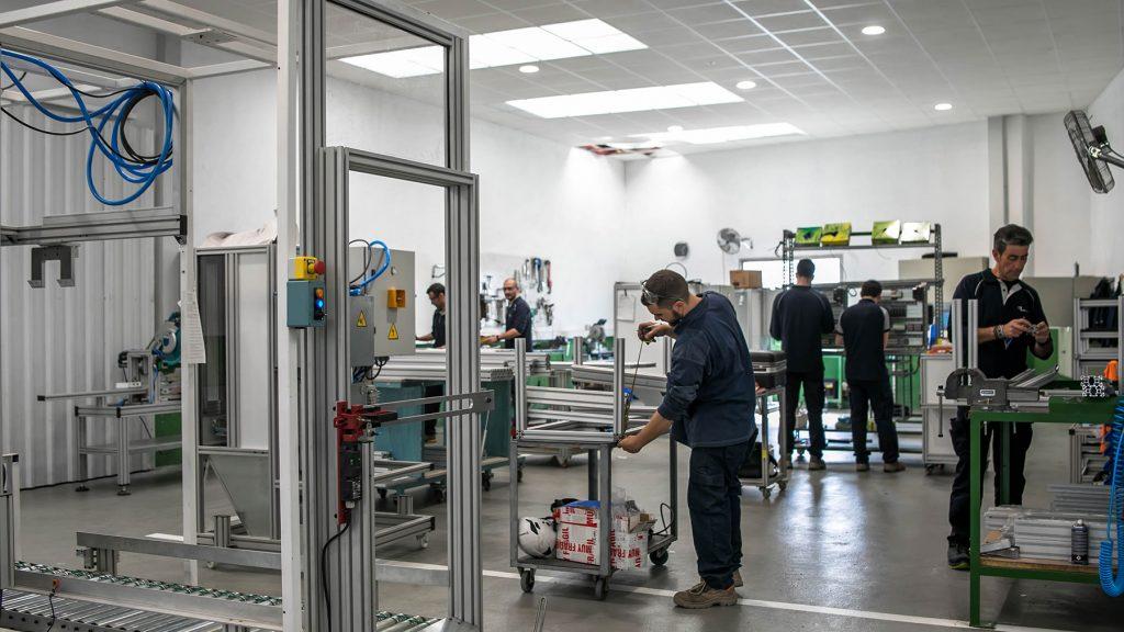 Electrotucci - Fabricación de Maquinaria